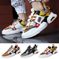 Men's Athletic Sneakers Running Fashion Casual Walking Tennis Gym Sports Shoes
