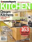Consumer Reports DREAM KITCHENS Planning & Buying Guide Special 163 Appliances + photo
