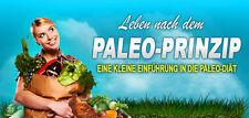 Leben nach dem Paleo Diät-Prinzip - Ebook (PDF & Word) - PLR/Reseller-Projekt
