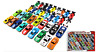 Assorted 36pcs DieCast Cars F1 Racing Vehicle Kids Play Toy Xmas Gift Set