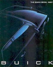 1987 Buick Prestige Full Line Brochure Grand National mw4561-XIZOBC