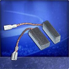 Kohlebürsten Motorkohlen für Kress FM 6955, FM 6990 E, HEX 6385 E, 900 HE / 2