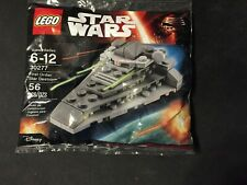 Lego Star Wars First Order Star Destroyer 30277 (Bagged) New