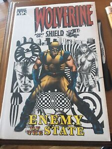 Wolverine: Enemy of the State #2 (2006, Marvel) Agent of Shield-NEW old stock!!