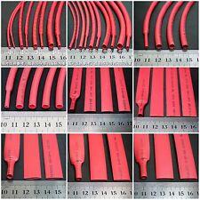 Negro Heatshrink Funda 3.2mm 1.6mm 2:1 ratio