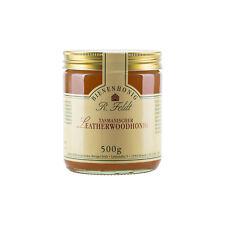 Leatherwoodhonig Tasmanischer Honig 100% naturreiner Bienenhonig 500g Glas