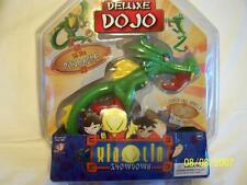 NEW XIAOLIN SHOWDOWN DELUXE DOJO ULTRA POSEABLE DRAGON ACTION FIGURE KUNG FU 4+