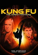 KUNG FU THE LEGEND CONTINUES COMPLETE FIRST SEASON 1 New Sealed 6 DVD Set