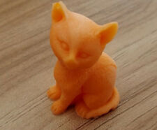 3D Cat Silicone Soap Molds Candle Chocolate Candy Cake Making Tools Resin Mould