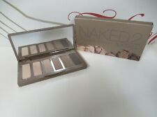 URBAN DECAY NAKED 2 BASICS PALETTE 6 COLORS READ DETAIL FOR SHADES BOX AUTHENTIC