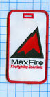 Fire Patch - Name Tag - MaxFire Firefighting Solutions