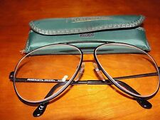 Serengeti Drivers Sunglasses 5222C Frames with clear prescription lenses.