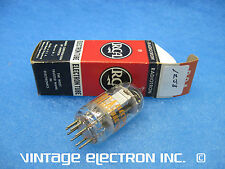 New listing (1) Nos 12J8 Vacuum Tube - Rca - Usa - 1960's (Tested, Free Shipping!)