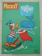 ¤ LE JOURNAL DE MICKEY n°961 ¤ 15/11/1970
