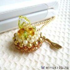 MiyukI No. 21 FRESH LEMON TART Sweet Charm Beading Kit