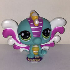 Littlest PetShop ELFE DRAGON FEERIQUE BLEU 2720 F040 Pet Shop