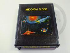 ATARI CBS Jeu Mission 3000, utilisé mais bien