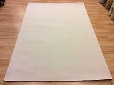 Crucial Trading Serenity Truffle Plain Brown Wool Carpet Rug 130x160cm 60 off