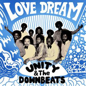 UNITY & THE DOWNBEATS LOVE DREAM Soul Northern Motown