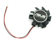 37mm Replacement Fan for VGA Video Card T124010DL ASUS ATI NVIDIA 2Pin 12V 0.1A