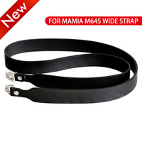 Genuine Leather Strap With Lugs For Mamiya RZ67 M67 M645 645PRO C330 C220 Camera