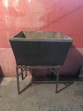 Vintage Laundry Cement Tub