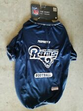 New listing New with tags - Los Angeles Rams Pet Jersey Xl - Nfl Pet Wear - Free Ship