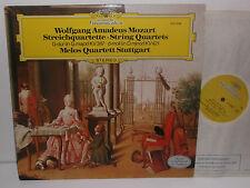 2530 898 Mozart String Quartets in G Major KV387 & D Minor KV421 Melos Quartett