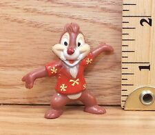 "Kellogg 1991 Disney Chip N' Dale Rescue Rangers ""Dale"" PVC Figure Only **READ**"