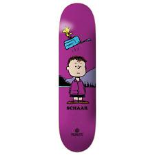 """Element Skateboard Deck Peanuts Shermy Schaar 8.38"""""""