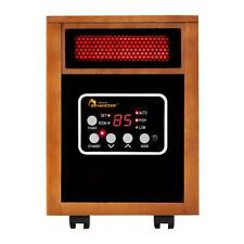 1500-Watt Infrared Portable Space Heater with Dual Heating System