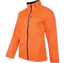 Dare2B Luminous Mens Waterproof Breathable Ared 3000 Lightweight Jkt Orange XL