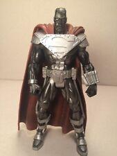 mattel STEEL select sculpt DC SUPERHEROES s3 UNIVERSE CLASSICS 6in. #1371