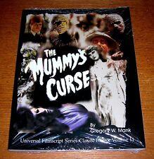 THE MUMMY'S CURSE LON CHANEY UNIVERSAL HORROR MOVIE MAGIC GREG MONK NEW SEALED