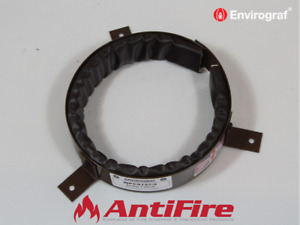 Fire Collar 100mm - Intumescent Pipe Collar - 1 Hour Fire Protection