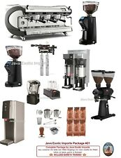 Simonelli Wave Digit Commercial Espresso Coffee Package Install Training