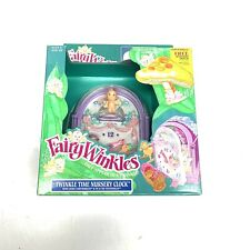 Vintage 1993 Kenner Fairy Winkles Twinkle Time Nursery Clock Complete with Box!!