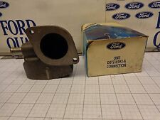 FORD NOS D0TZ-8592-A Thermostat Housing Elbow Water For Many 361 F600 Truck Bus