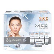 VLCC Diamond Facial Kit for Young & Flawless Skintone Salon Series 300gm