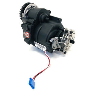 Traxxas Revo 3.3 Complete Transmission - Brake - Clutch - OptiDrive Sensor New