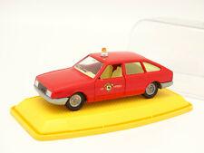 Pilen 1/43 - Simca 1308 - Talbot 150 Bomberos Pompiers + Boîte