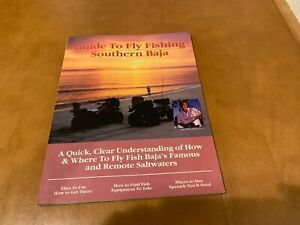 Book On Fly Fishing, Guide to Fly Fishing Southern Baja