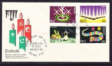 Fiji 1978 Festivals First Day Cover