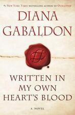 Outlander: Written in My Own Heart's Blood by Diana Gabaldon 2014, Hardcover,NEW