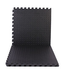 6er Set Puzzlematte EVA-Schaumstoff Boden Schutzmatten Spielmatte Fitness Schutz