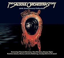 The Salsoul Orchestr - Salsoul Orchestra Story 40th Anniversary Coll [New CD] UK