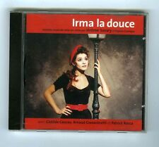CD COMEDIE MUSICALE IRMA LA DOUCE JEROME SAVARY CLOTILDE COURAU