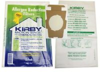 2 X KIRBY Avalir 2015 Vacuum Cleaner Bags Hoover HEPA Micron Magic