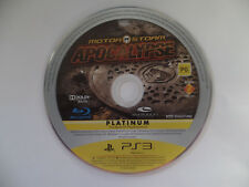 MOTOR STORM APOCALYPSE PLATINUM - PlayStation 3 / PS3 - DISC ONLY
