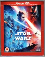 STAR WARS: THE RISE OF SKYWALKER [Blu-ray 3D + 2D] UK Exclusive